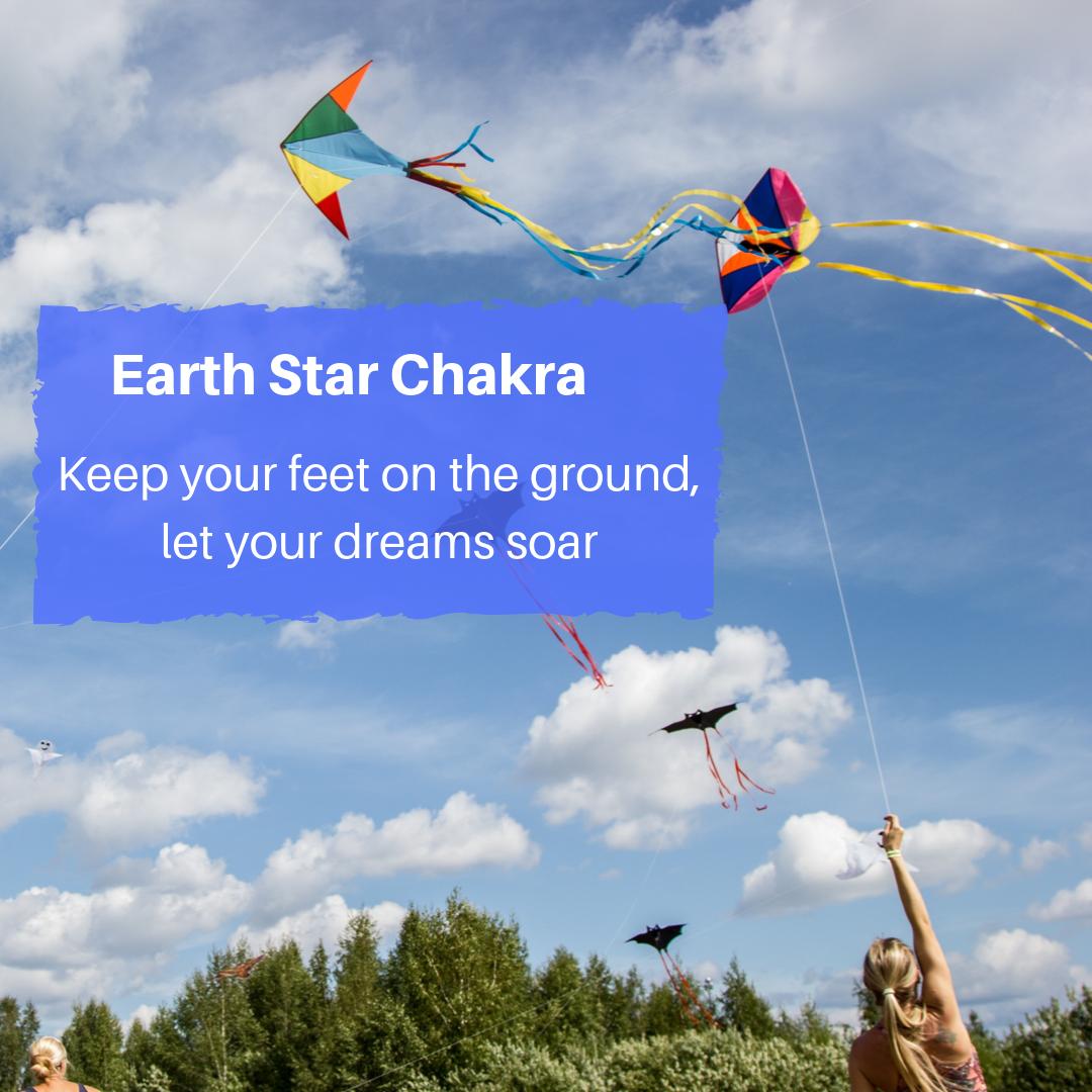 Earth Star Chakra